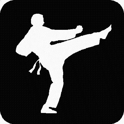 square kick